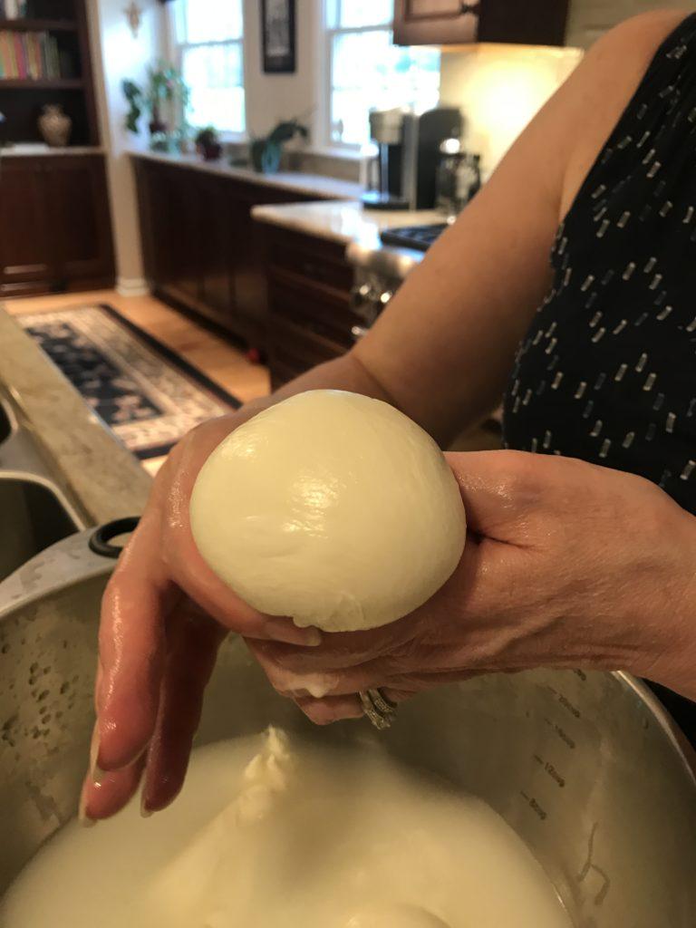 Fresh Mozzarella Ball