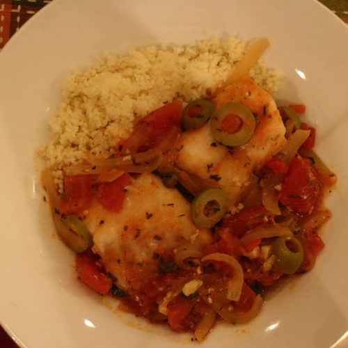 Fish Recipes for Cod