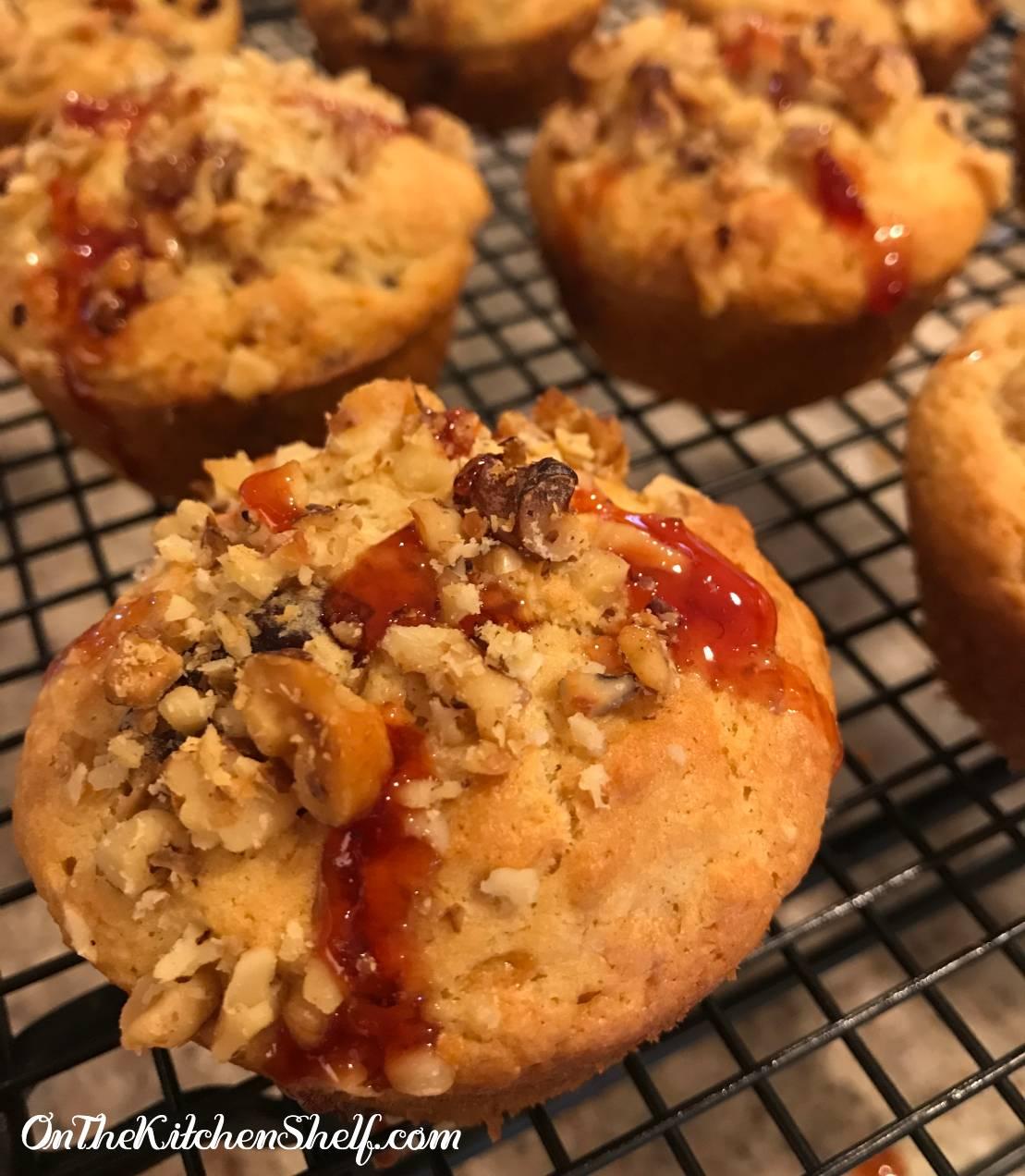 Cranberry Orange Breakfast Muffins