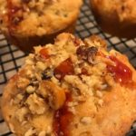 Cranberry Orange Breakfast Muffins