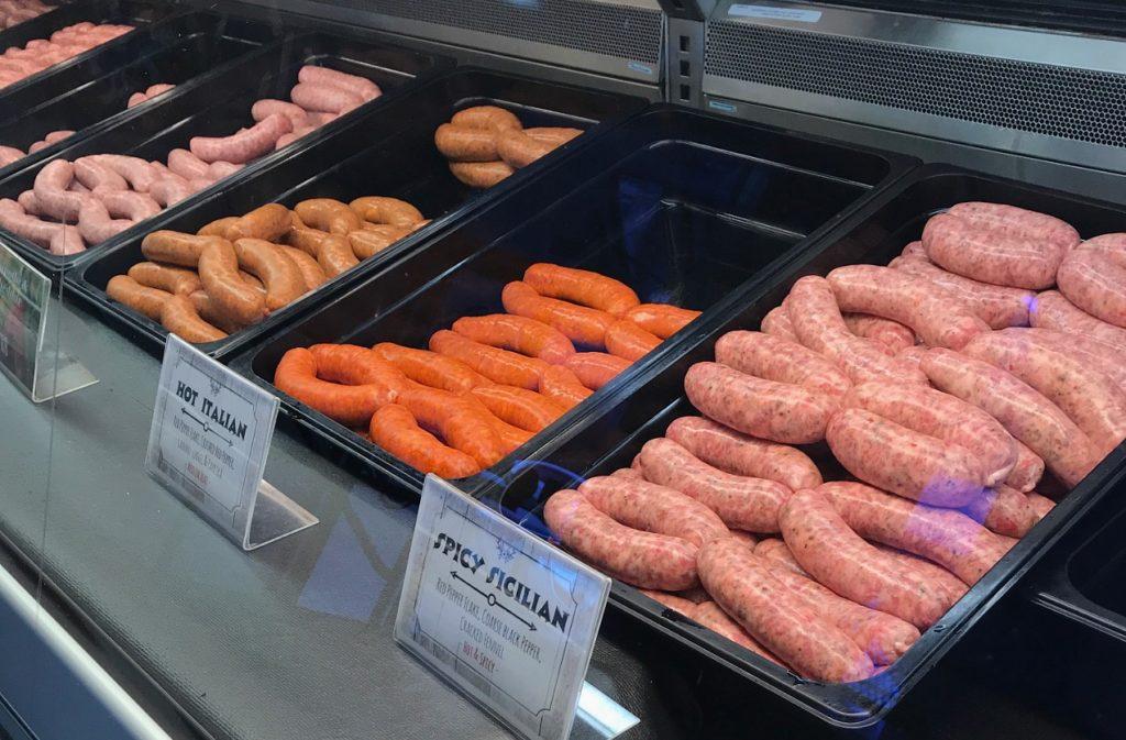 Parma Sausage Case