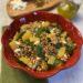 Orange Farro Grain Salad